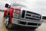 Media gets a look at Ford Super Duty - image 140821