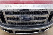Media gets a look at Ford Super Duty - image 140822