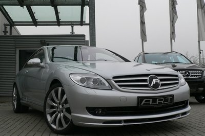 Mercedes CL-Class by Art tuning