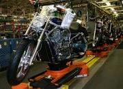 National Geographic Channel presented an inside look at one of Harley-Davidson's manufacturing facilities - image 143214