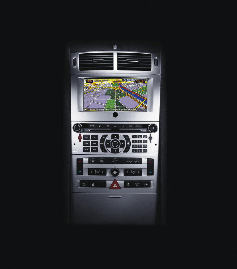 New Peugeot RT4 Telematics System