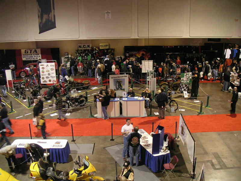 North American International Motorcycle Supershow opens today