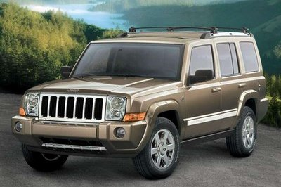 Production may end for Jeep Commander