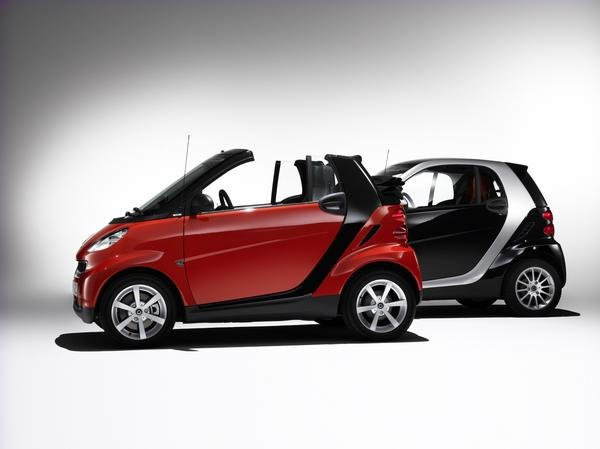 smart fortwo - available to order from monday picture