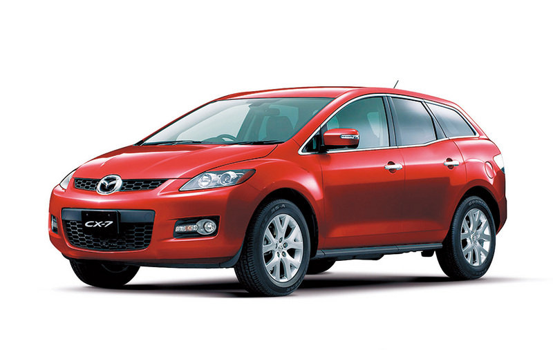 Strong Start to Mazda CX-7 Sales