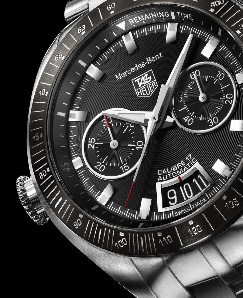 TAG Heuer SLR For Mercedes-Benz Pictures, Photos