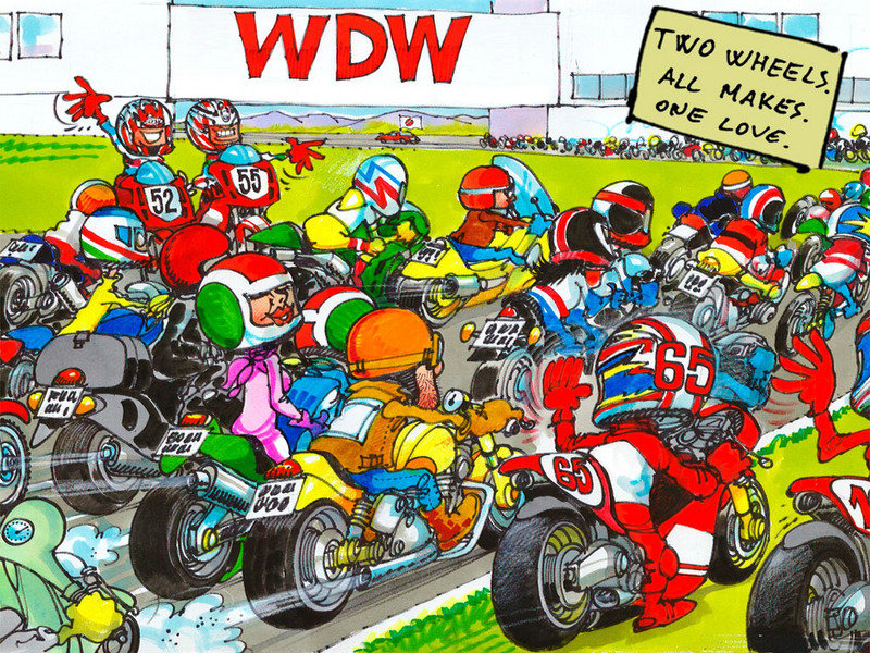 World Ducati Week Wdw News And Reviews Top Speed