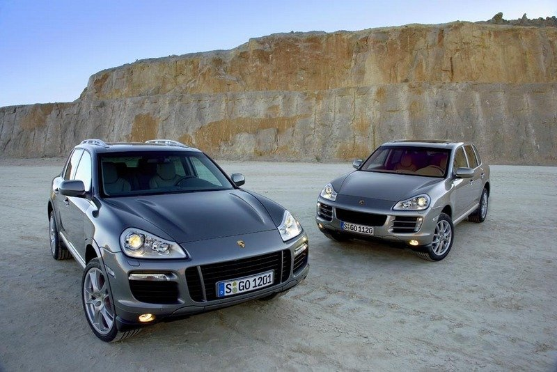 The Porsche Cayenne is flying first class - image 140798