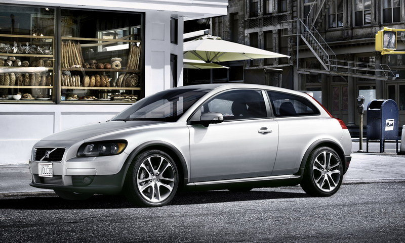 Volvo C30 Hybrid Concept on the way