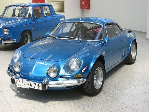 1961 1973 renault alpine a110 car review top speed. Black Bedroom Furniture Sets. Home Design Ideas