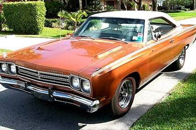 1968 - 1980 Plymouth Road Runner | Top Speed