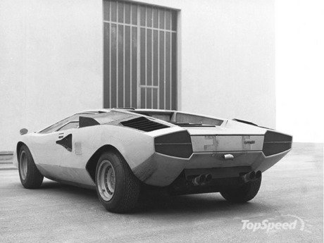 Cars Infomation Lamborghini Countach