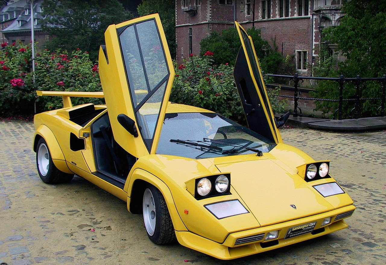 1973 1990 Lamborghini Countach Picture 147035 Car