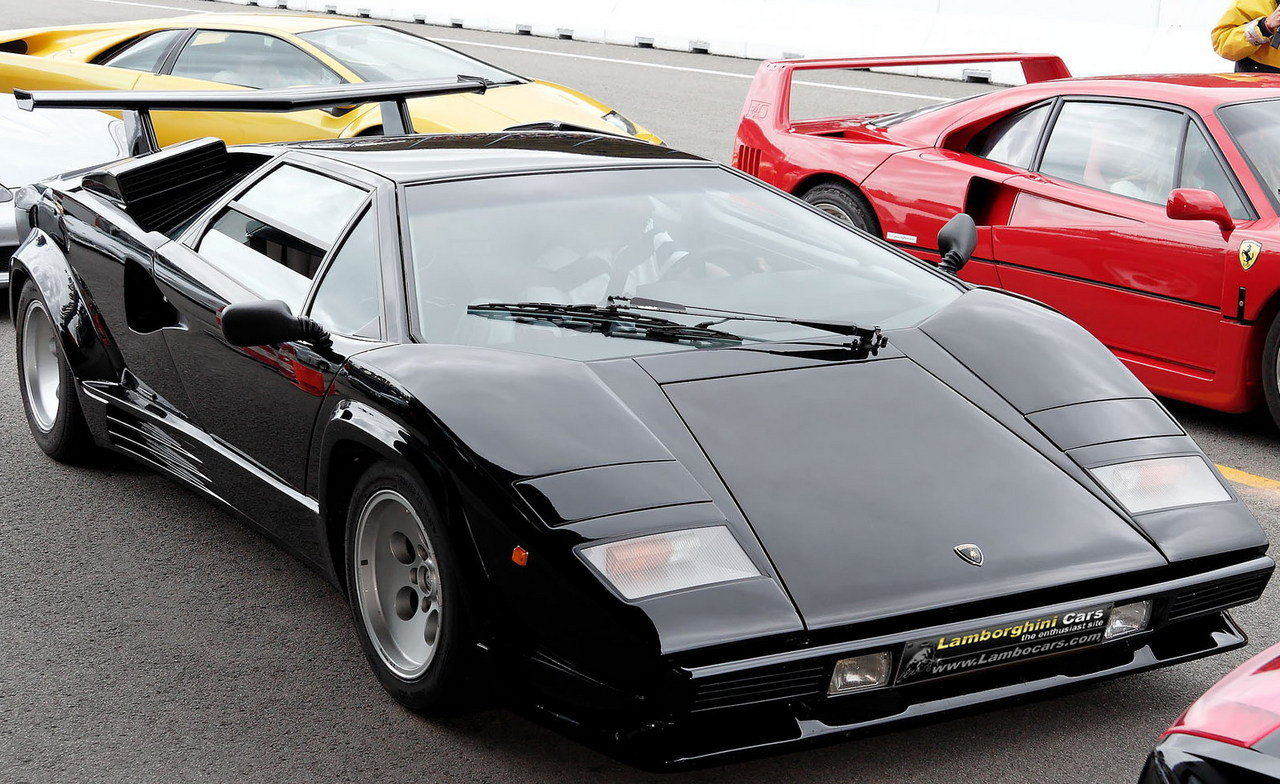 1973 1990 Lamborghini Countach Picture 147043 Car