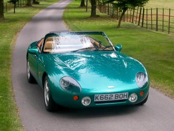 1990 2000 tvr griffith car review top speed. Black Bedroom Furniture Sets. Home Design Ideas