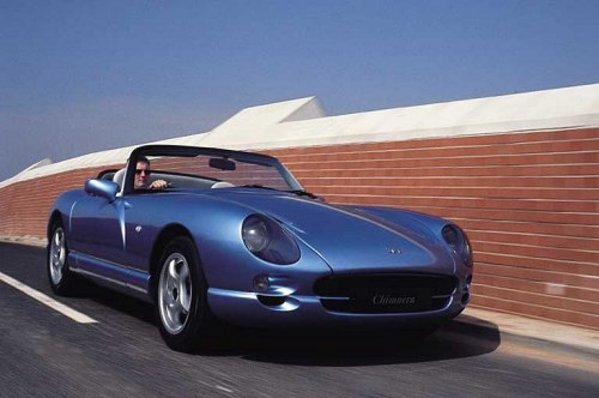 tvr cars specifications prices pictures top speed. Black Bedroom Furniture Sets. Home Design Ideas