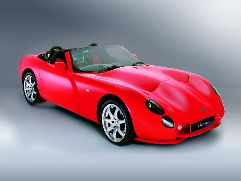 2006 Tvr Tuscan S Convertible Pictures Photos Wallpapers Top Speed