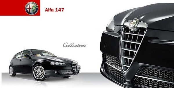 2007 alpha romeo 147 collezione limited edition car review top speed. Black Bedroom Furniture Sets. Home Design Ideas