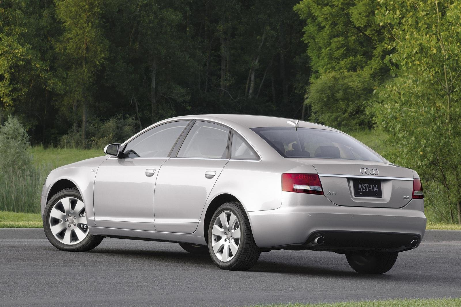 2007 audi a6 sedan picture 146499 car review top speed. Black Bedroom Furniture Sets. Home Design Ideas
