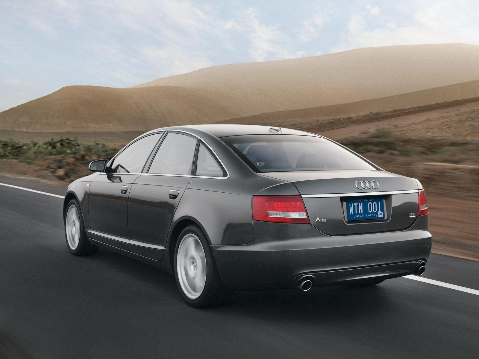 2007 audi a6 sedan picture 146513 car review top speed. Black Bedroom Furniture Sets. Home Design Ideas