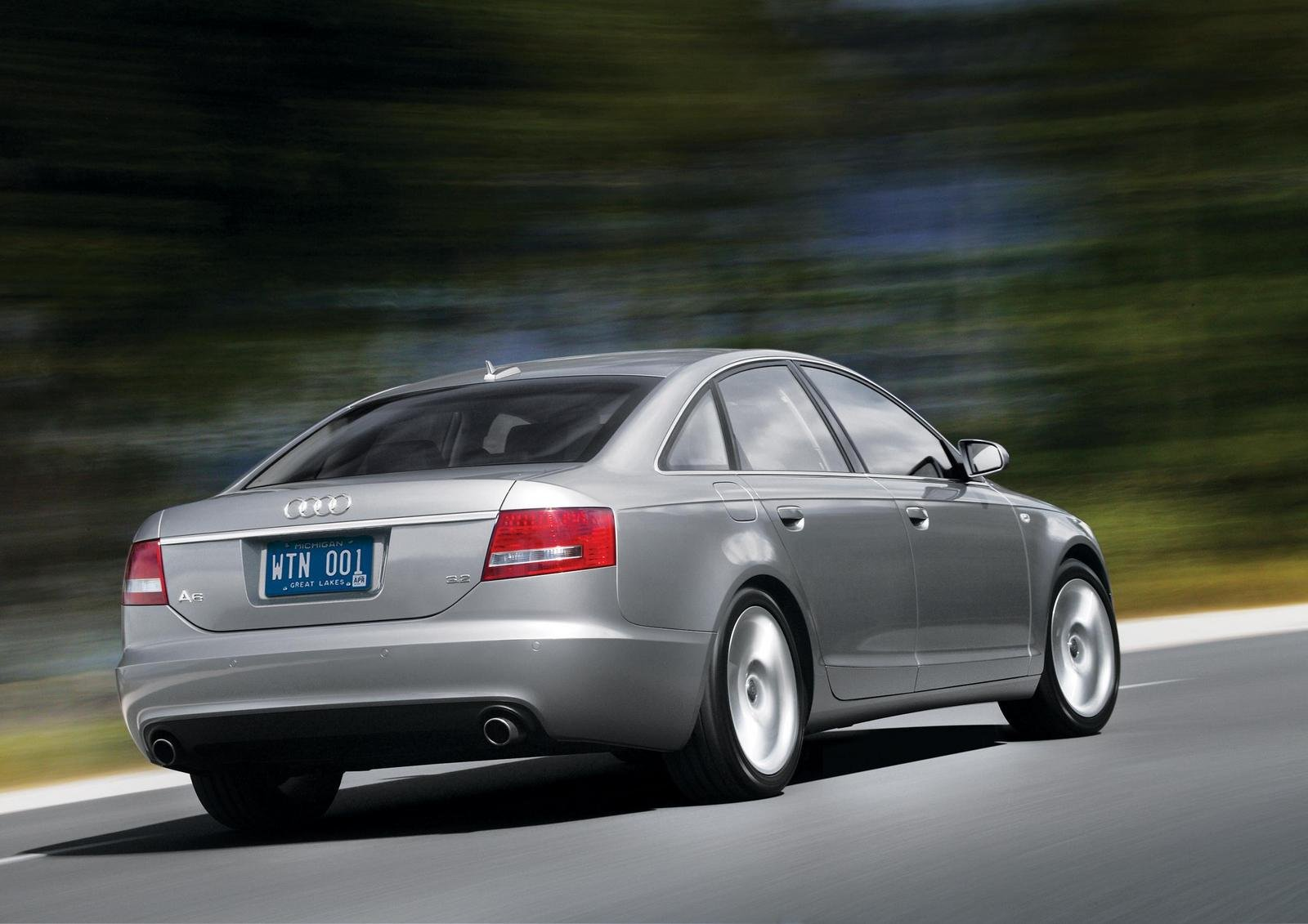 2007 audi a6 sedan picture 146514 car review top speed. Black Bedroom Furniture Sets. Home Design Ideas