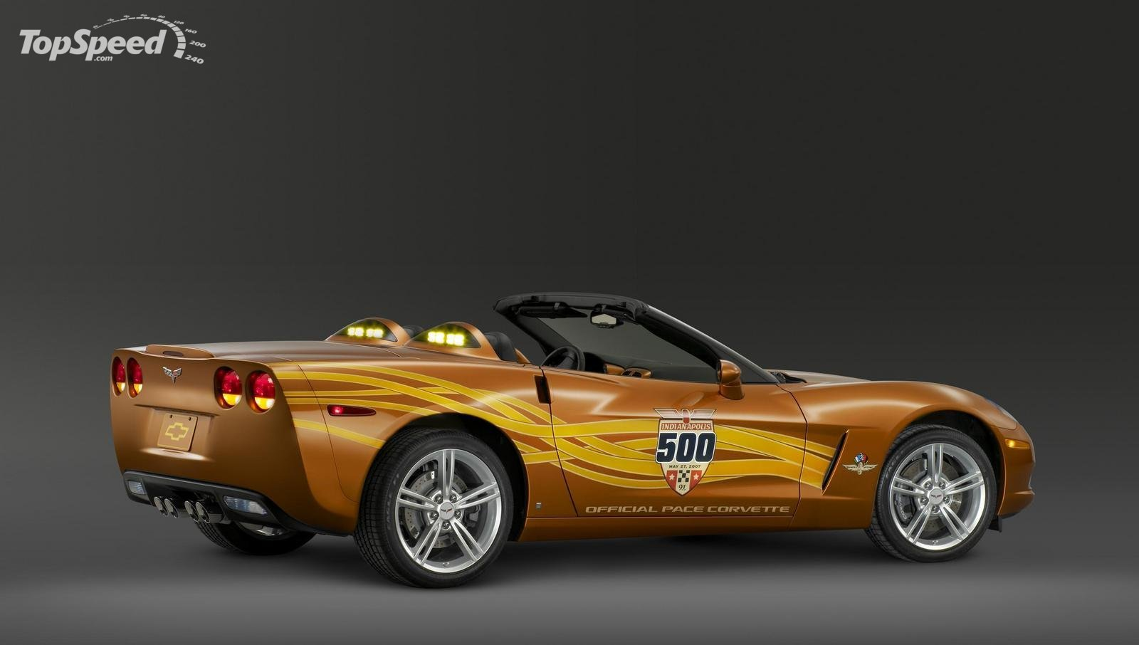 2007 chevrolet corvette indianapolis 500 pace car edition picture 144205 car review top speed. Black Bedroom Furniture Sets. Home Design Ideas