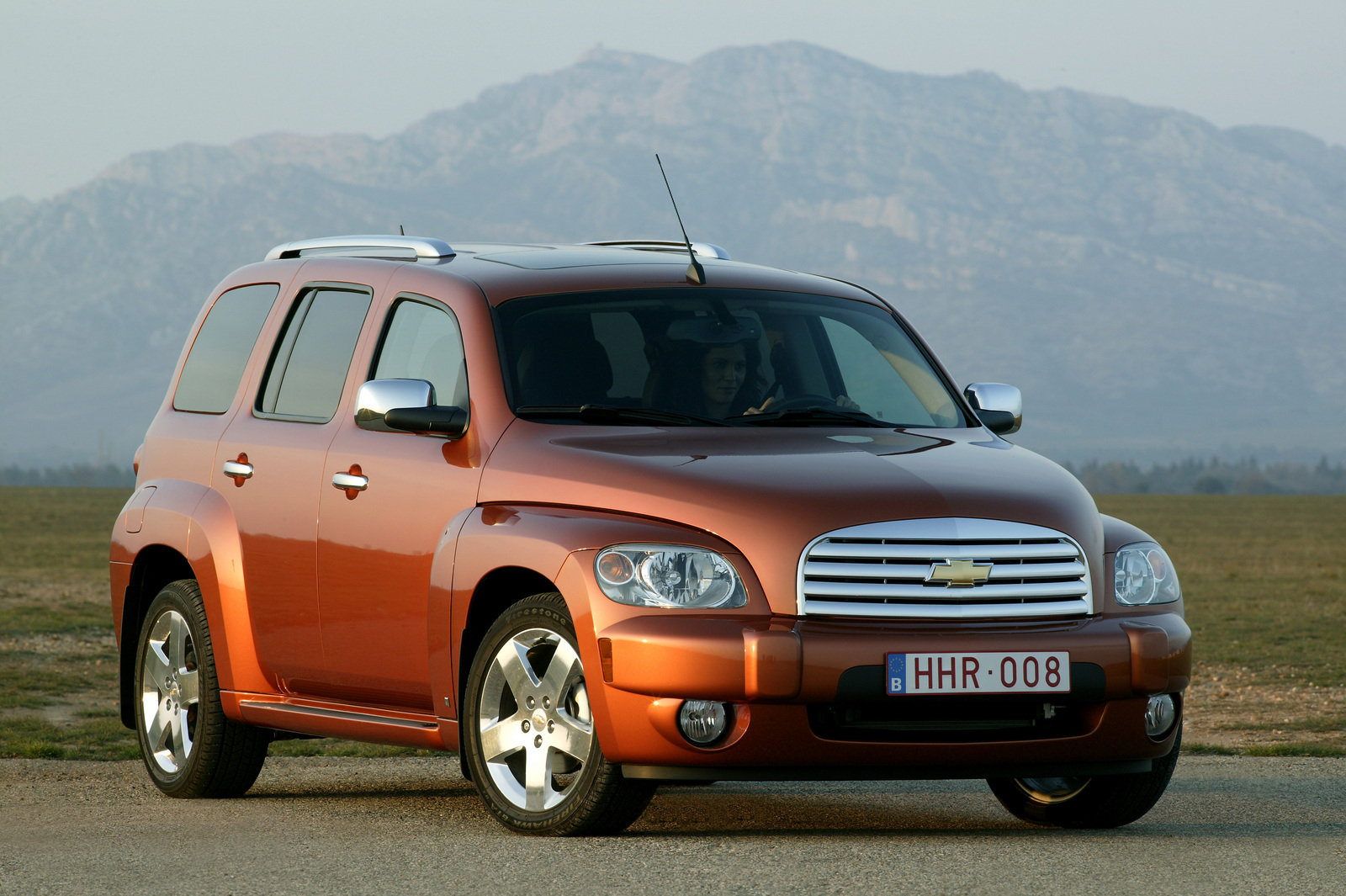 2007 chevrolet hhr review gallery top speed. Black Bedroom Furniture Sets. Home Design Ideas