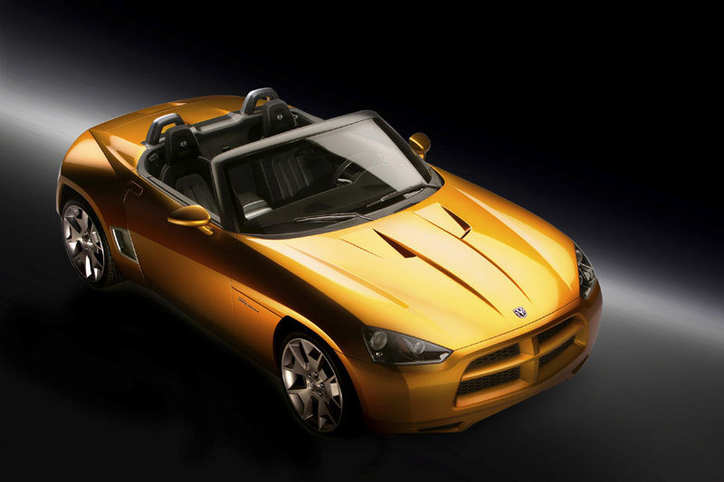 2007 Dodge Demon Roadster Concept - image 146344