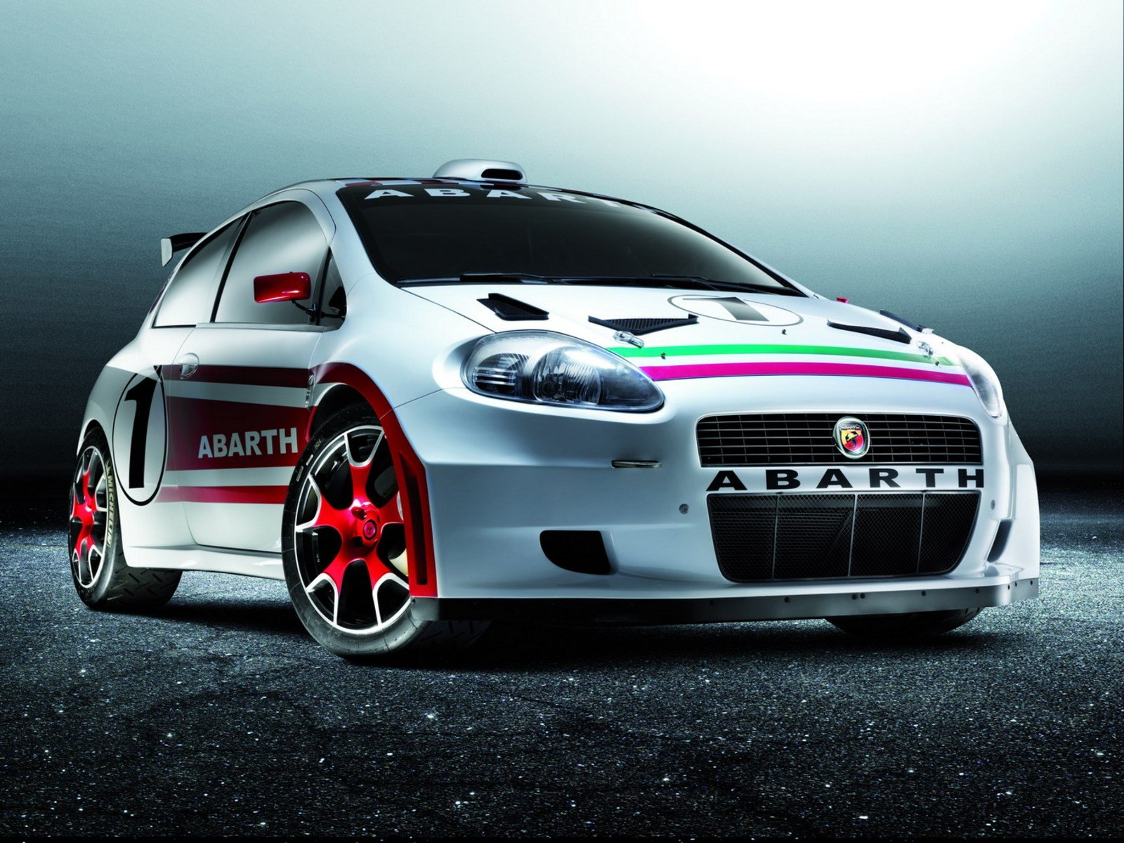 2007 fiat grande punto abarth s2000 review - top speed