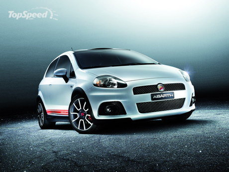 2007 Fiat Grande Punto Abarth Preview. The Grande Punto Abarth aims
