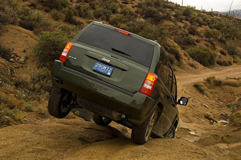2007 Jeep Patriot production starts