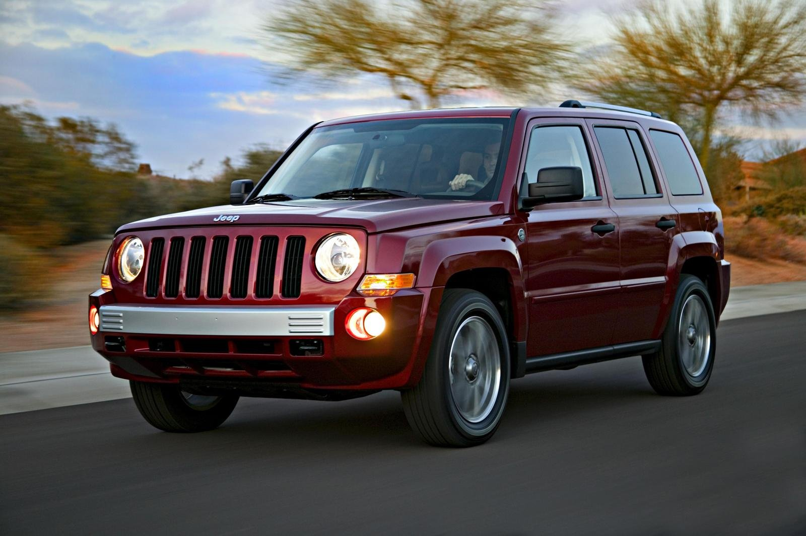 2007 Jeep Patriot Production Starts News Top Speed
