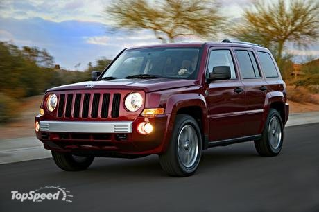 Jeep Patriot Design