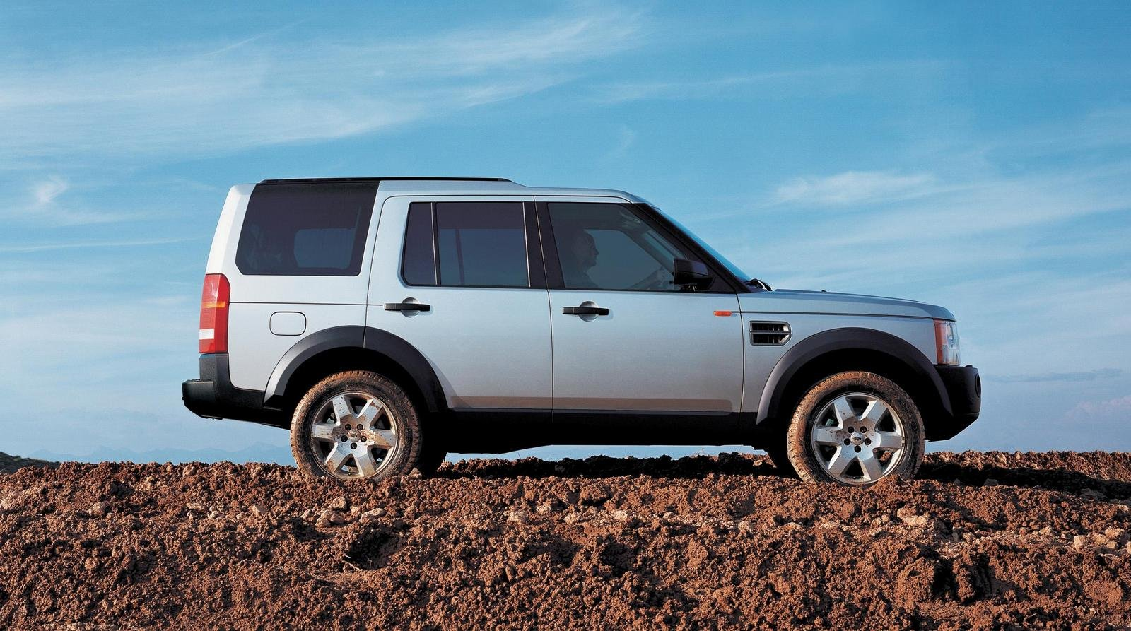 2007 land rover discovery picture 146465 car review top speed. Black Bedroom Furniture Sets. Home Design Ideas