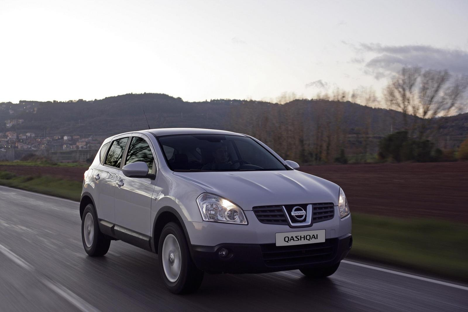 2007 nissan qashqai picture 144582 car review top speed. Black Bedroom Furniture Sets. Home Design Ideas