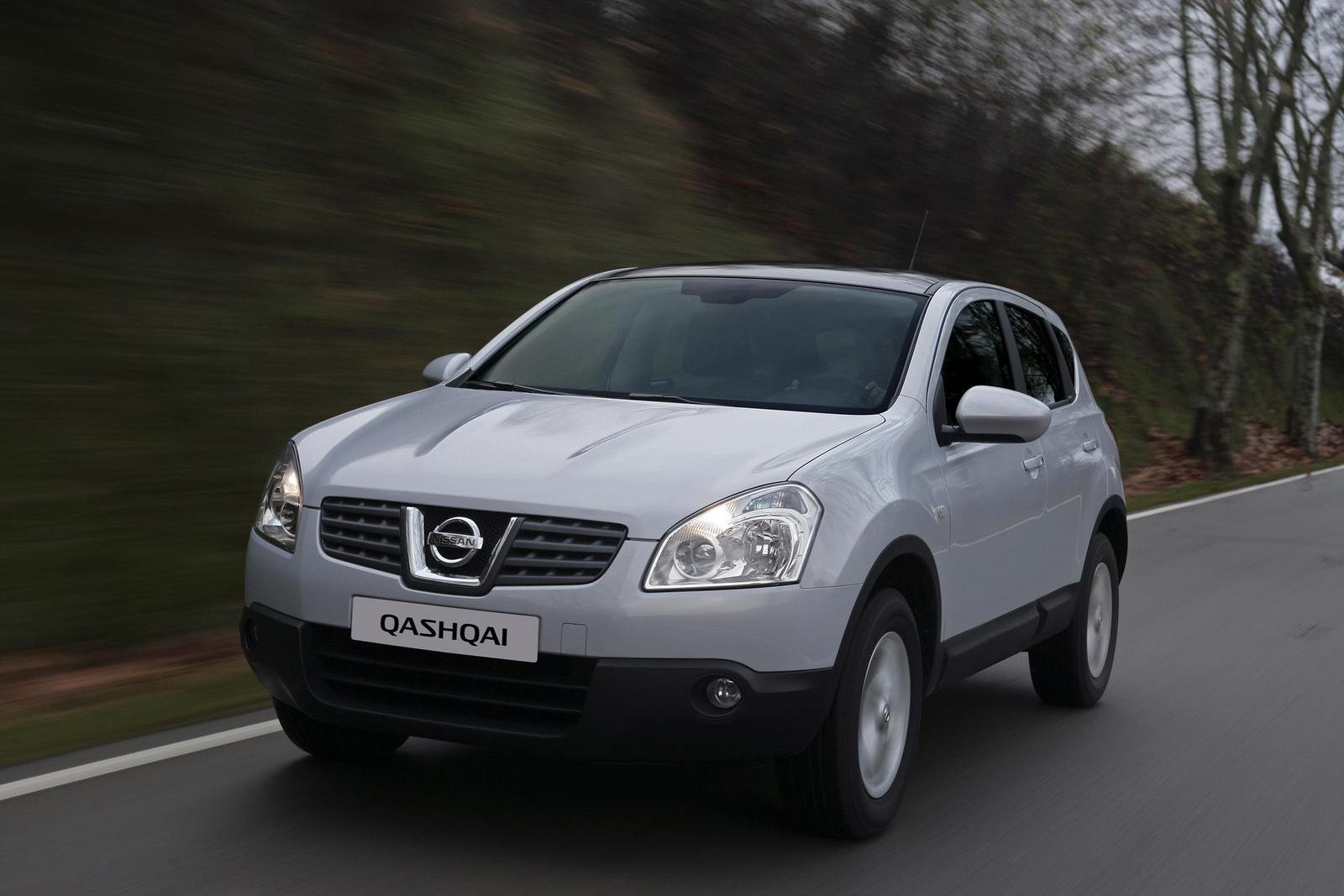 2007 nissan qashqai picture 144583 car review top speed. Black Bedroom Furniture Sets. Home Design Ideas