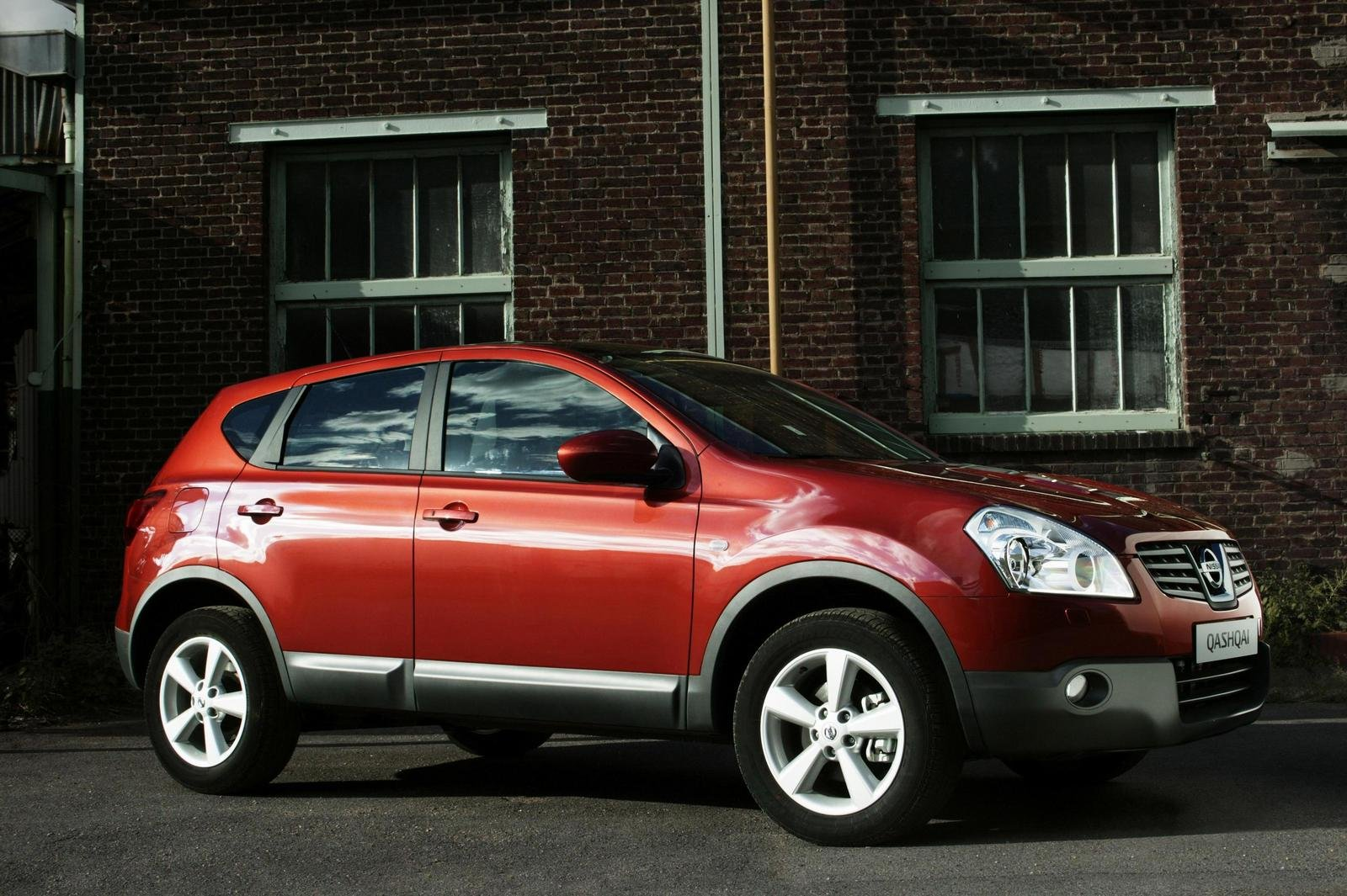 2007 nissan qashqai picture 144595 car review top speed. Black Bedroom Furniture Sets. Home Design Ideas