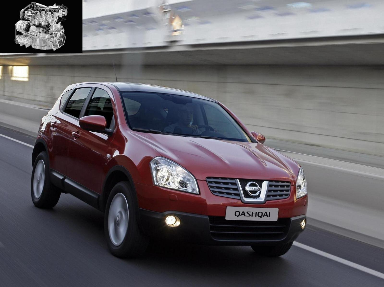 2007 nissan qashqai picture 144606 car review top speed. Black Bedroom Furniture Sets. Home Design Ideas