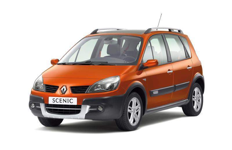 renault scenic news and reviews top speed. Black Bedroom Furniture Sets. Home Design Ideas