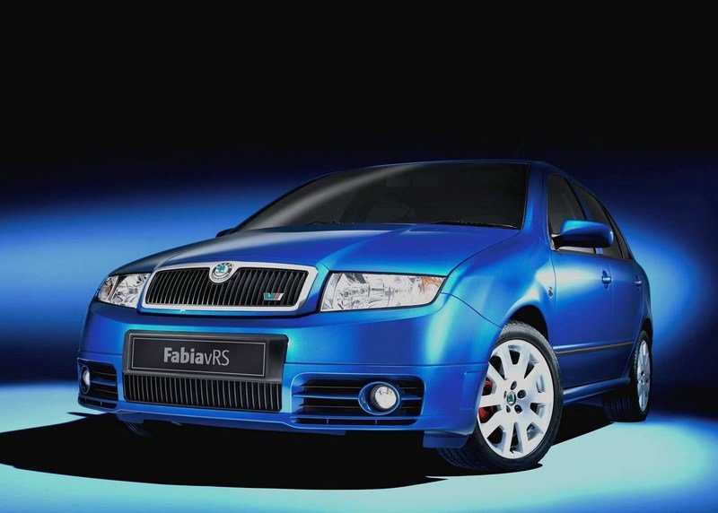 skoda fabia news and reviews top speed. Black Bedroom Furniture Sets. Home Design Ideas