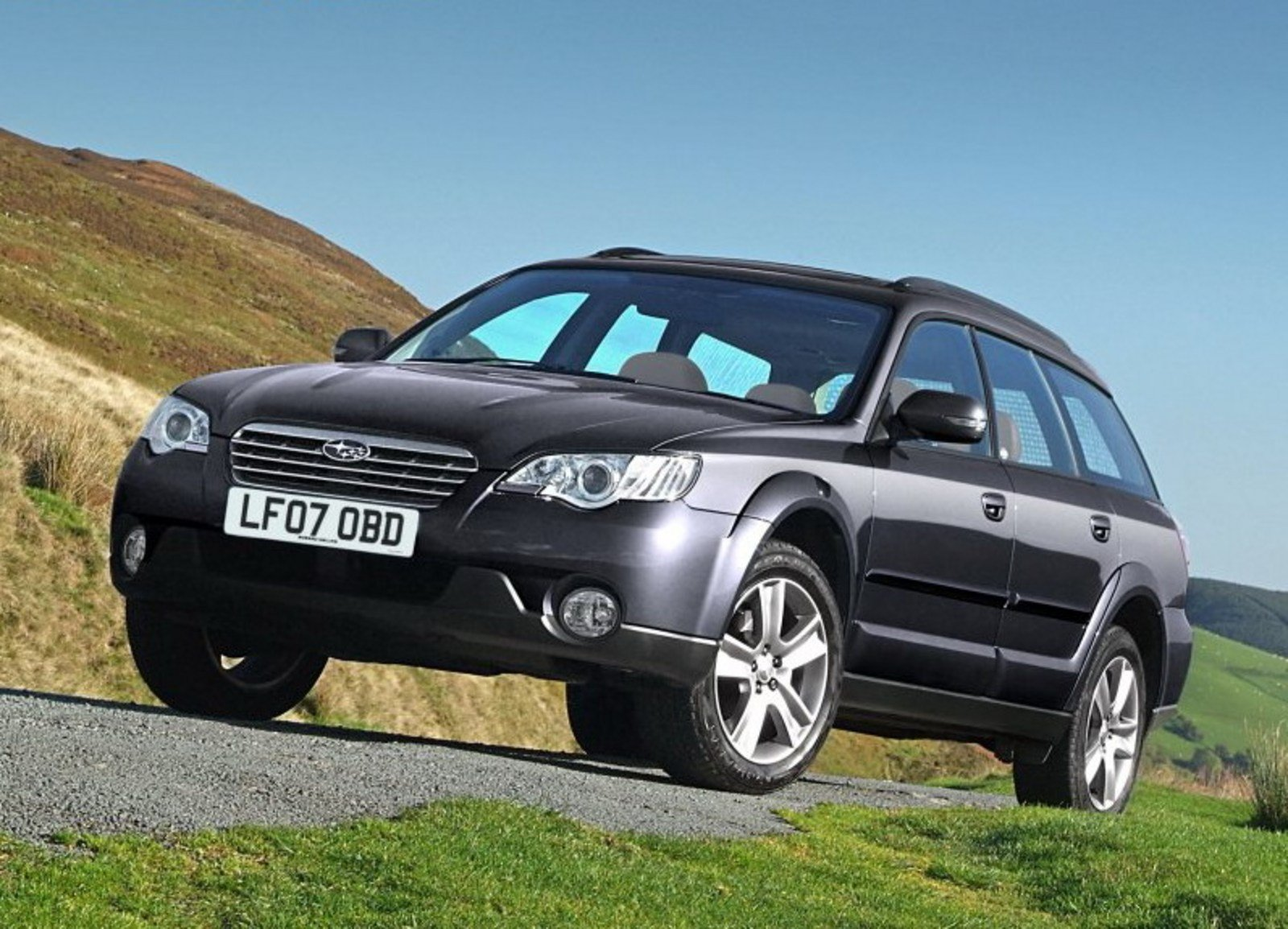 Subaru Outback Reviews Specs Prices Photos And Videos Top Speed 1998 Dash Lights 2007 Special Edition