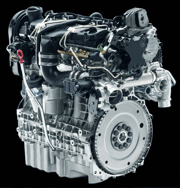 Volvo Reveals New Generation Five Cylinder D5 Diesel Engine: Car Review @ Top Speed