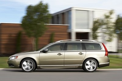 2007 Volvo V70 | Top Speed