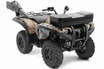 2007 Yamaha Grizzly 700 FI 4x4 Auto. Ducks Unlimited Edition