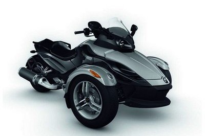 2008 Bombardier Can-Am Spyder Grand Sport Roadster