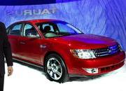 Ford Taurus replacing the Five Hundred
