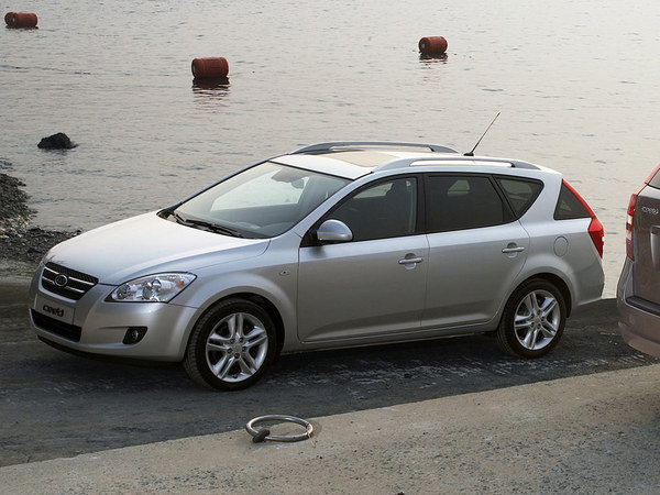 kia cee 8217 d station wagon picture