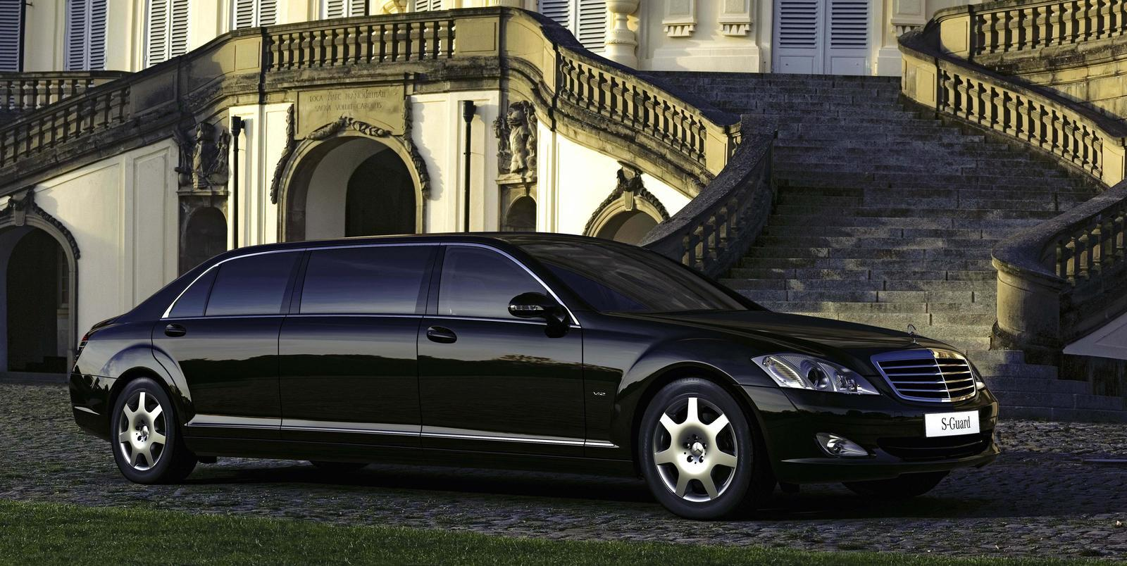 2008 mercedes benz s 600 guard pullman review top speed for Mercedes benz corporate office complaints