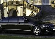 Mercedes-Benz S 600 Guard Pullman