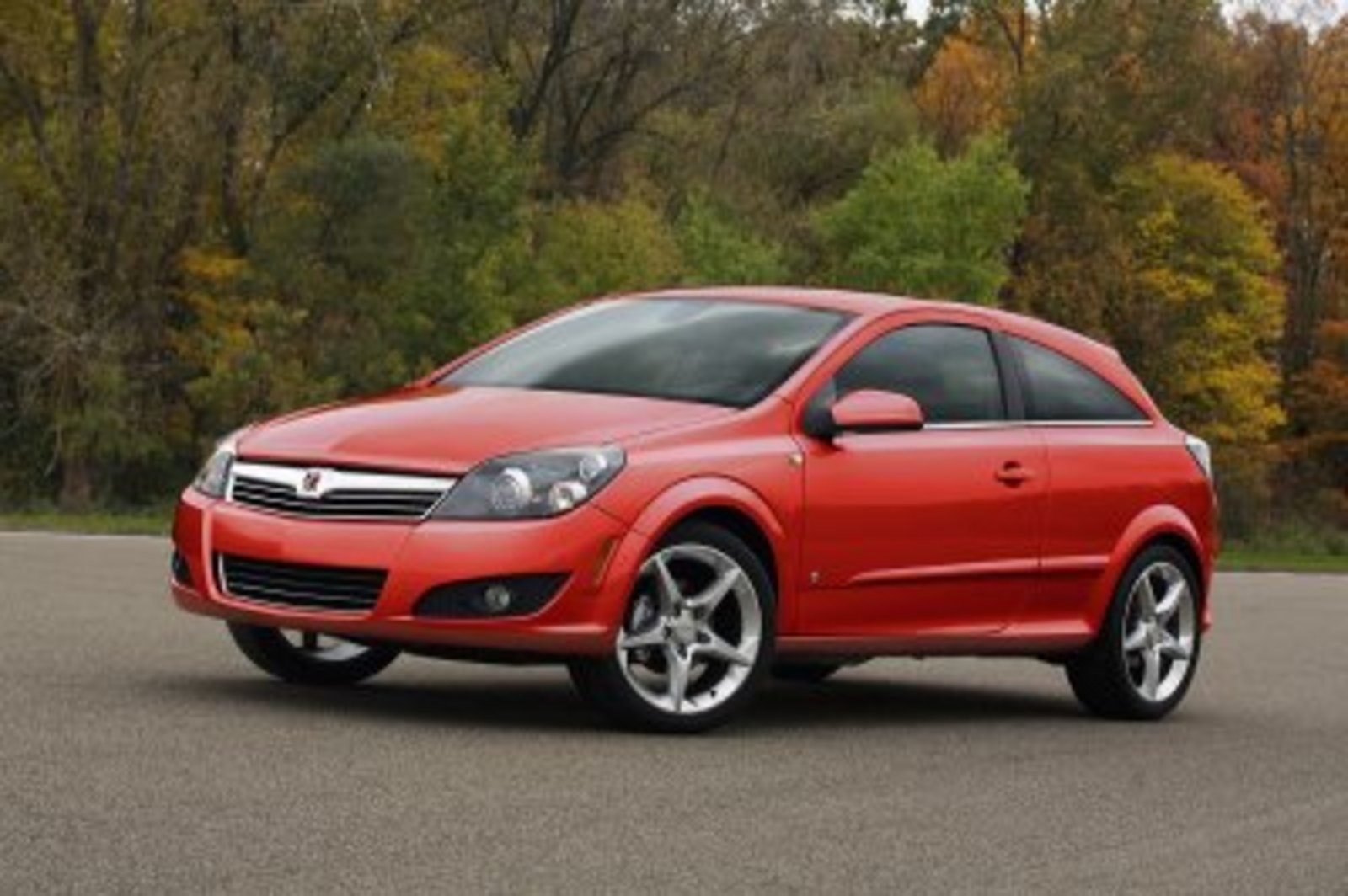 2008 Saturn Astra Review